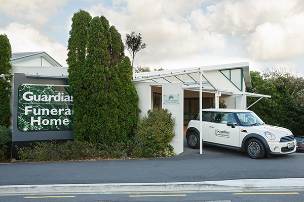 Guardian Funeral Home, Moorefield Road